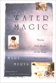Cover of: Water magic