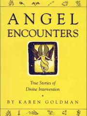 Cover of: Angel encounters