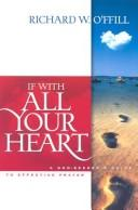 Cover of: If with all your heart | Richard O