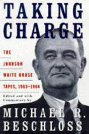Cover of: Taking charge