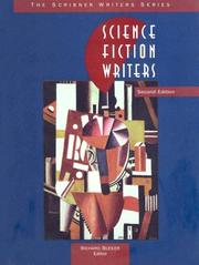 Cover of: Science Fiction Writers