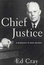 Cover of: Chief justice