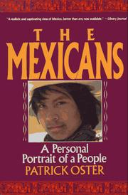 The Mexicans by Patrick Oster