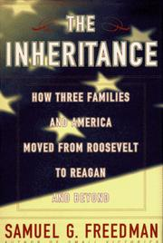 Cover of: The INHERITANCE