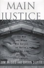 Cover of: Main justice