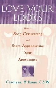 Cover of: Love your looks