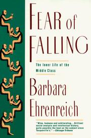 Cover of: Fear of falling: the inner life of the middle class