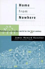 Cover of: Home from nowhere