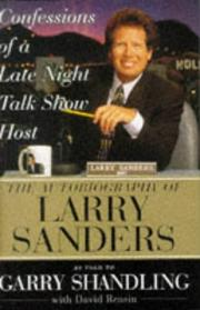Cover of: Confessions of a late night talk show host