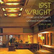 Cover of: Lost Wright