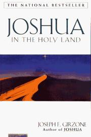 Cover of: Joshua in the Holy Land | Joseph F. Girzone