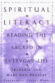 Cover of: SPIRITUAL LITERACY