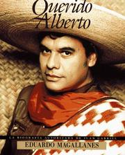 Cover of: Querido Alberto