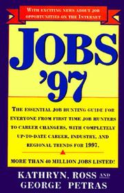 Cover of: JOBS 97 (Jobs)