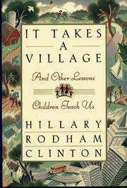 Cover of: It Takes A Village