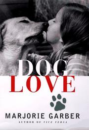 Cover of: Dog love | Marjorie B. Garber