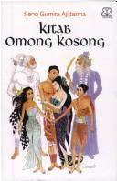 Cover of: Kitab omong kosong