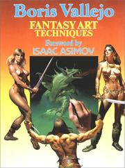 Cover of: Fantasy art techniques