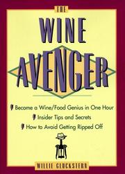 Cover of: The wine avenger