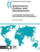 Cover of: Governance culture and development | Nicolas Meisel