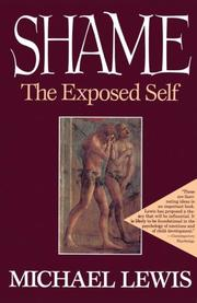 Cover of: Shame: The Exposed Self