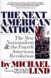 Cover of: The next American nation