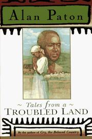 Cover of: Tales from a troubled land