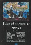 Cover of: Trends in chronobiology research