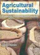 Cover of: Agricultural sustainability | Saroja Raman