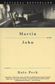 Cover of: Martin and John: a novel