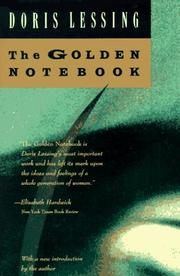 Cover of: The Golden Notebook