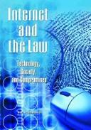 Cover of: Internet and the law | Aaron Schwabach