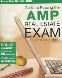 Cover of: Guide to passing the AMP real estate exam