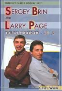 Sergey Brin and Larry Page by Casey White