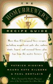 The homebrewers recipe guide