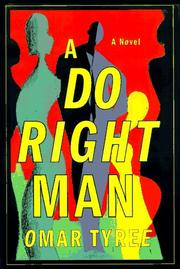 Cover of: A do right man