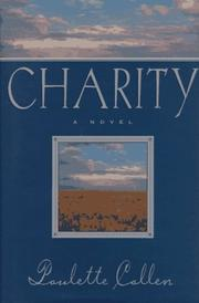 Cover of: CHARITY | Paulette Callen