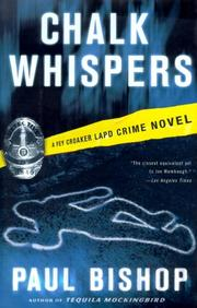Cover of: Chalk whispers | Bishop, Paul., Paul Bishop