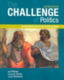 Cover of: The challenge of politics