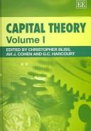 Cover of: Capital theory |