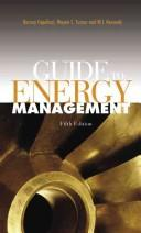 Guide to energy management by B. L. Capehart
