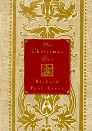 Cover of: The Christmas box