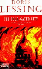 Cover of: The four-gated city