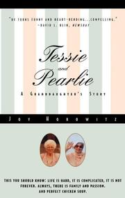 Cover of: Tessie and Pearlie