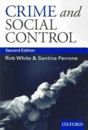 Cover of: Crime and social control