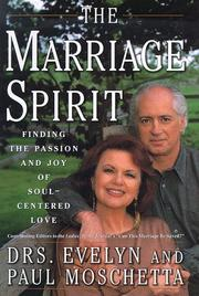 Cover of: The marriage spirit