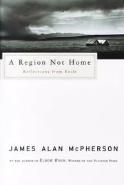 Cover of: A Region Not Home