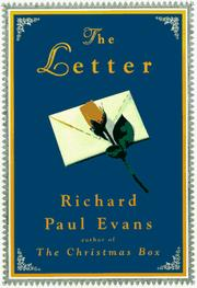 Cover of: The Letter