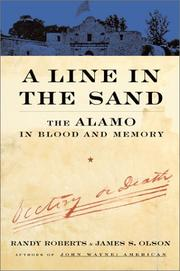 Cover of: A line in the sand