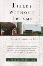 Cover of: Fields without dreams